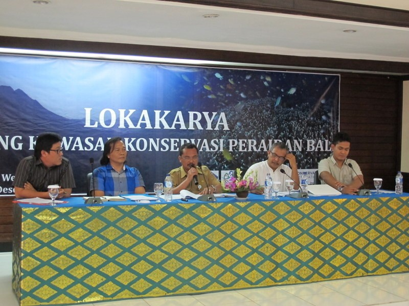 Narasumber Lokakarya