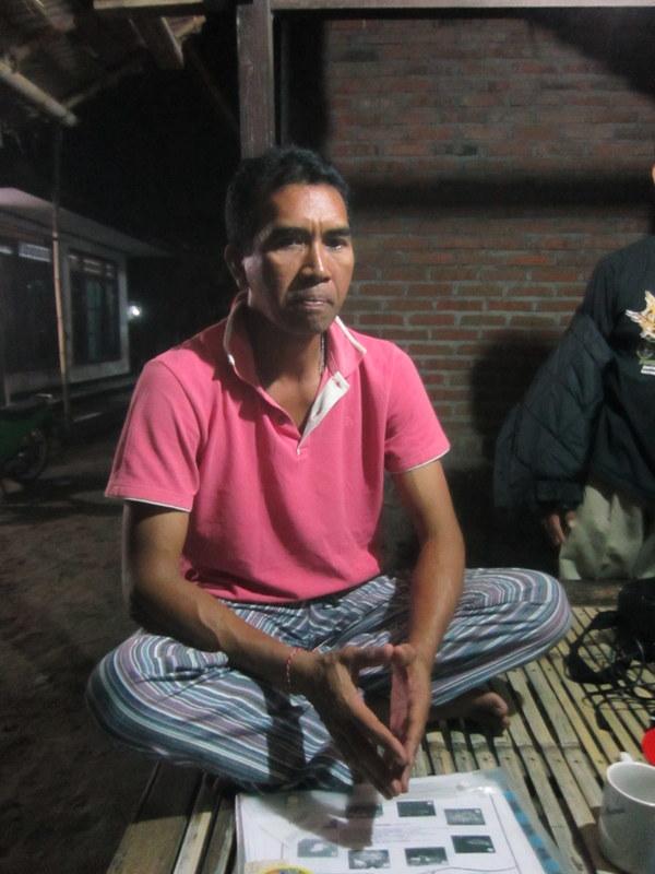 I Wayan Anom Astika Jaya, Bidang Konservasi Kelompok Kurma Asih