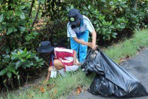 pembersihan sampah mangrove-min
